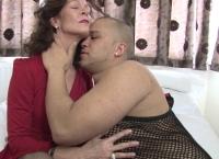 Casting porno con una matura arrapata