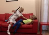 Sesso lesbo con zia perversa
