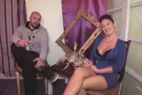 Donna matura fa un casting porno